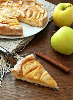 Crostata di mele senza glutine