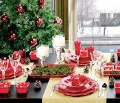 Decoração natalina: mesas de natal decoradas