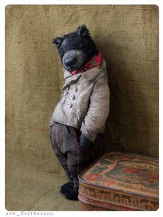 Daniel By Anna Bratkova - Bear Pile