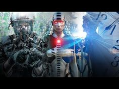 Man from 'European empire in year 3300' warns of apocalyptic ROBOT WAR