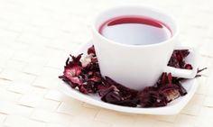 Emagreça com Chá de Hibisco