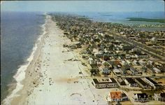 LBI, it doesn't look like this anymore