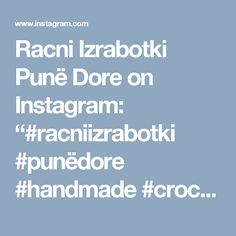 "Racni Izrabotki Punë Dore on Instagram: ""#racniizrabotki #punëdore #handmade #crochet #cute #amigurumi #ballerina #doll"""