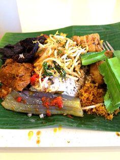 レシピとお料理がひらめくSnapDish - 5件のもぐもぐ - Nasi Ambeng by FuzzY LiNa