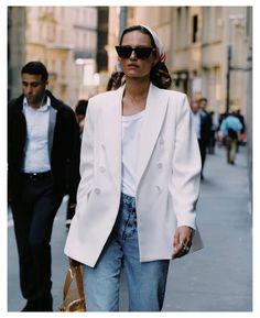 Daily Fashion, Everyday Fashion, Spring Fashion, Milan Fashion, Mode Outfits, Fashion Outfits, Womens Fashion, Office Outfits, Ladies Fashion
