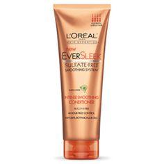 EverSleek Sulfate-Free Smoothing System™ Intense Smoothing Conditioner - Shampoo & Conditioner - L'Oreal Paris