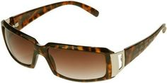 KENNETH COLE REACTION Rectangle Sunglasses [KC1059 O426], DEMI 0426 Kenneth Cole REACTION. Save 67 Off!. $15.00