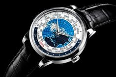 Introducing The Montblanc Heritage Spirit Orbis Terrarum, A New World-Timer With In-House Complication — HODINKEE - Wristwatch News, Reviews, & Original Stories