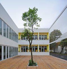 Galería de Albergue para Estudiantes / Wuyang Architecture - 5