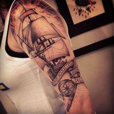 18+Amazing+Half+Sleeve+Tattoos+for+Girls+(10) tatuajes | Spanish tatuajes |tatuajes para mujeres | tatuajes para hombres | diseños de tatuajes http://amzn.to/28PQlav