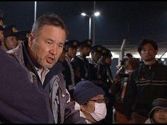 """基地問題に揺れる沖縄に迫ったドキュメンタリー!映画『戦場ぬ止み(いくさばぬとぅどぅみ)』予告編  日本にあるアメリカ軍基地の74%が密集する沖縄。辺野古の海を埋め立て最新のアメリカ軍基地が作られようとしている中、保革を越えた島ぐるみ闘争で新基地建設反対を掲げた翁長新知事が2014年11月に誕生する。新基地建設の抗議運動に参加する沖縄戦体験者の85歳の文子おばあは、工事トラックへ身を投げ出す。監督は文子おばあの胸中に耳を傾け、基地と折り合って生きざるを得なかった沖縄の人々の複雑な思いと、大切に育まれた豊かな文化と暮らし、運動の中で絶えることのない唄やユーモアにも目を向け、""""いくさ""""に終止符を打ちたいと願う切なる思いを、世界に問う。  原題:We Shall Overcome 日本/2015年/129分 監督:三上智恵 配給:東風"""