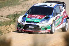 #Hirvonen #Ford #Wrc #Sardegna 2011