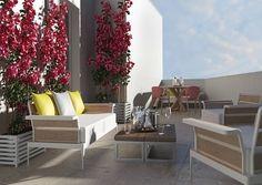 #Penthouse Maria Rosetti 38, circular terrace penthoses. #newconstruction #newproject #newhome #imobiliare #ansamblurirezidentiale #newstyle
