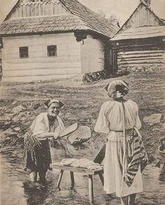Slovakia, Horehronie