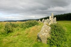 Beltany Stone Circle, Co. Donegal