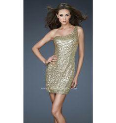 $358.00 LaFemme Short Dress at http://viktoriasdresses.com/ Through John's Tailors