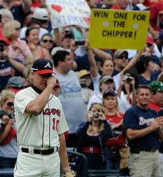 Lets win one more for the Chipper