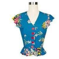 Trashy Diva big louise blouse - Bing Images