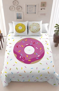 Davidelfin bed covers.