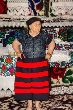 In the neighbouring village of Budești, Anuța Ciceu introduced us to the traditional Romanian textiles of Maramures.best way to connect with local culture Easter Art, Rural Area, Romania, The Good Place, Peplum Dress, Gypsy, Weaving, Artisan, Textiles