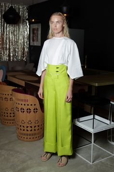 Haus Alkire Spring 2018 Ready-to-Wear Collection Photos - Vogue