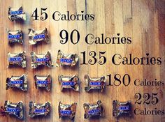 halloween candy calories: snickers, twix, reese's, starburst, milk duds, skittles, heath bar, whoopers, and almond joys