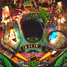 Creature From The Black Lagoon in 3D - Williams Pinball (Dec 1992) @Game_Galaxy