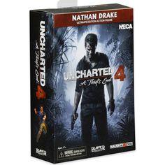 Uncharted 4 Ultimate Nathan Drake Action Figure - Radar Toys  - 2