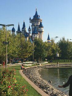 Eskişehir, sazova park