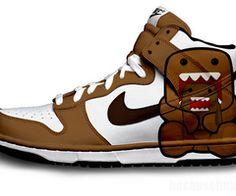 Domo Nikes.I want some!