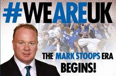Mark Stoops to UK Football!  BBN WeAreUK