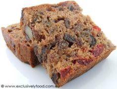 Yields about 36 pieces by by We recommend making this cake at least a few days before serving as the flavour and texture . Fruit Cake Recipe With Rum, Boiled Fruit Cake, Cake Boss Recipes, Moist Cakes, Pastry Recipes, Cooking Recipes, Specialty Cakes, Pastry Cake, Tray Bakes