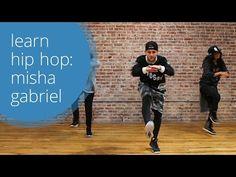 Learn Hip Hop: Dance Class by Misha Gabriel: House Level 1 - 9 Min