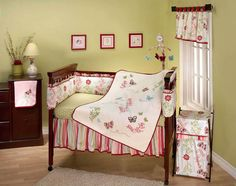 Nursery Decorating Ideas | Nursery Decorating: Ideas, Before and Afters, Inspiration Websites ...