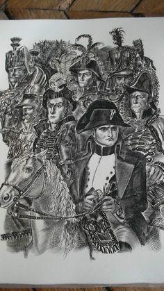 Napoléon Bonaparte**** AUX SOLDATS illustré par Decaris
