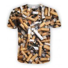 CIGARETTE ASHTRAY T-Shirt