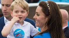 Prince William Duke of Cambridge and Catherine, Duchess of Cambridge Visit The Royal International Air Tattoo at RAF Fairford on July 2016 in Fairford, England. Prince George Baby, Prince William Family, Prince William And Catherine, Baby Prince, Young Prince, Kate Middleton Family, Princess Kate Middleton, Kate Middleton Prince William, Duchess Kate