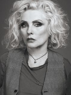 Debbie Harry, 69, photographed for Paper Magazine, September 2014