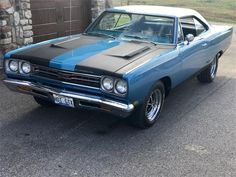 1969 Plymouth GTX (CC-1056286) for sale in Catlettsburg , Kentucky Hot Rods, 1969 Plymouth Gtx, Mustang, Plymouth Muscle Cars, Ford Fairlane, Us Cars, Pontiac Gto, Car Wheels, American Muscle Cars