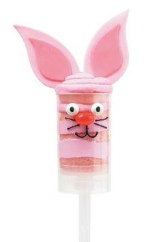 Funny Bunny Treat Pops