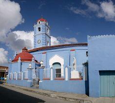 Sancti Spiritus, een authentieke Cubaanse provinciestad. Beslist de moeite waard om te bezoeken. Kijk hier voor de foto's.