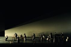 Dialogues des Carmélites, dir: Robert Carsen, des: Michael Levine, lit: Jean Kalman; the Canadian Opera Company (2013) © Gary Beechey by Royal Opera House Covent Garden, via Flickr