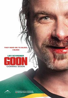 Goon (Canadian) 11x17 Movie Poster (2012)