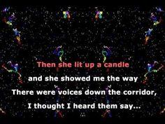 Hotel California - Eagles (Karaoke) O-pretty lights Karaoke Songs, Music Songs, Music Videos, What Is Odd, Show Me The Way, Hotel California, Eagles, Song Lyrics, The Beatles