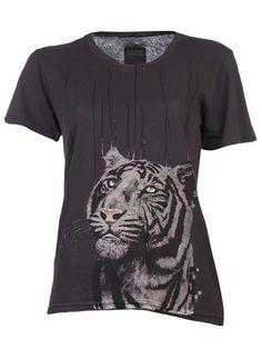 Real Eyes Realize Tiger Boyfriend T-Shirt