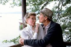 """ON GOLDEN POND""  Remember what Ethyl told Norman?  ""You are my knight in shining armor...""  That has to be my FAVORITE line in the movie....sniffle!"