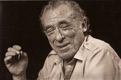Charles #Bukowski My fav pic of him