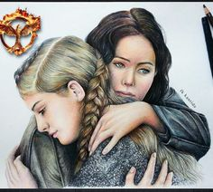 Awesome Colored Pencil Works by Thailand artist Froy Kantida Color Pencil Sketch, Pencil Art, Copic Drawings, Pencil Drawings, Colored Pencil Techniques, Hunger Games, Colored Pencils, Thailand, It Works