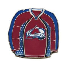 fd91b740c55 NHL Team Colour Jersey Lapel Pin Travel Souvenirs, Keychains, Hockey Hall  Of Fame,