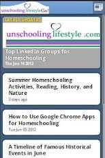 Unschooling Go! - free Android app